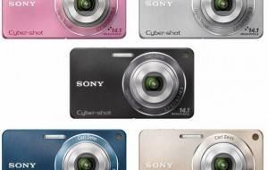 como escolher câmeras digitais
